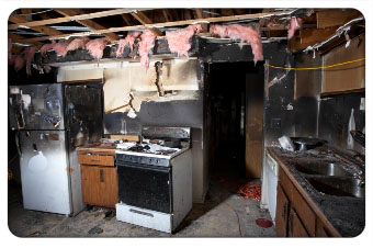 Fire Damage Restoration, Classic Tampa Bay